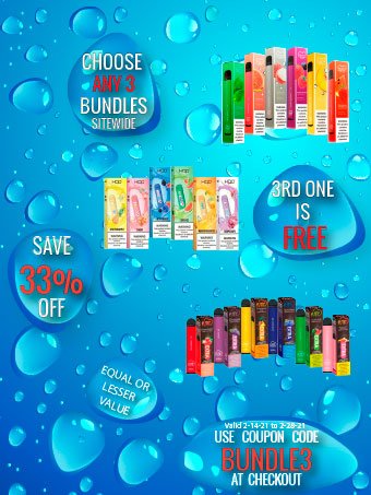 Best Deals Disposable Vape Products | The Smoke Plug | Save 33% Discount