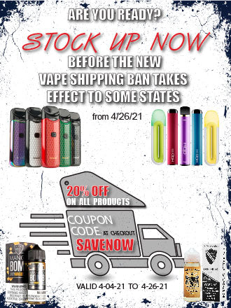 The Smoke Plug Storewide 20% Best Deals Vape Pricing And BEST Variety of Vape Products