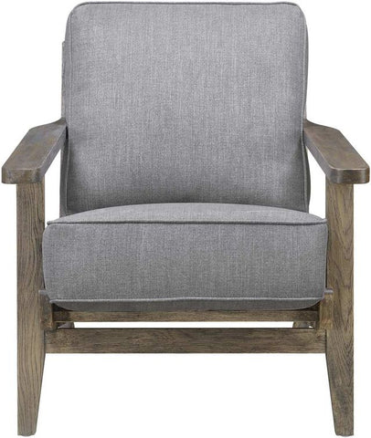 Metro Slate Accent Chair