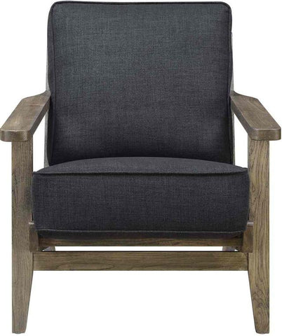 Metro Midtown Onyx Accent Chair