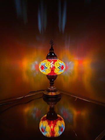 Turkish Handmade Table Lamps