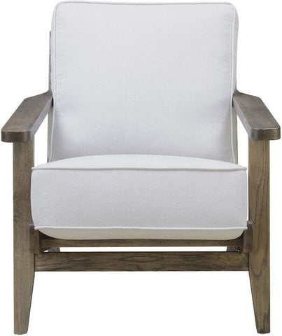 Metro Taupe Accent Chair