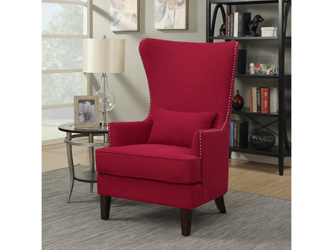 Kori Wing Back Accent Chair