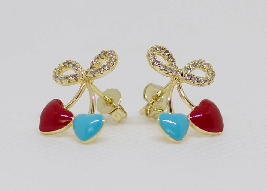 The Heart-Bow Stud