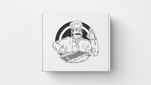Load image into Gallery viewer, Pizza65 + PizzaPCB - Aluminum Plate Kit (ANSI Layout)