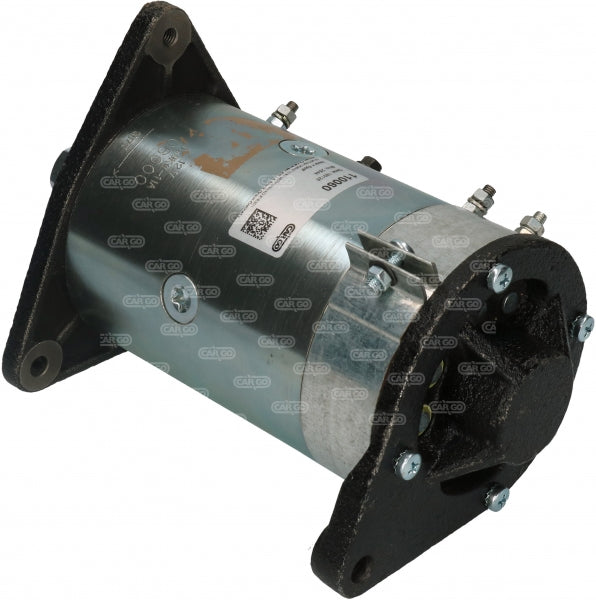 BRAND NEW DYNASTARTER MOTOR REPLACES BOSCH TO FIT TRACTOR LOMBARDINI 12V 11AMP 0.9kW 110060 - Mid-Ulster Rotating Electrics Ltd