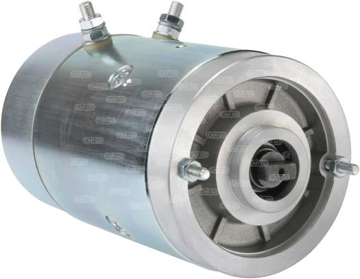 NEW 12V ELECTRIC DC MOTOR 2KW 2400RPM REPLACING REMY (DELCO) MAHMM135 110429 - Mid-Ulster Rotating Electrics Ltd