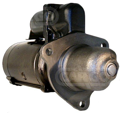 New 24v Starter Motor to fit Scania 111910 - Mid-Ulster Rotating Electrics Ltd