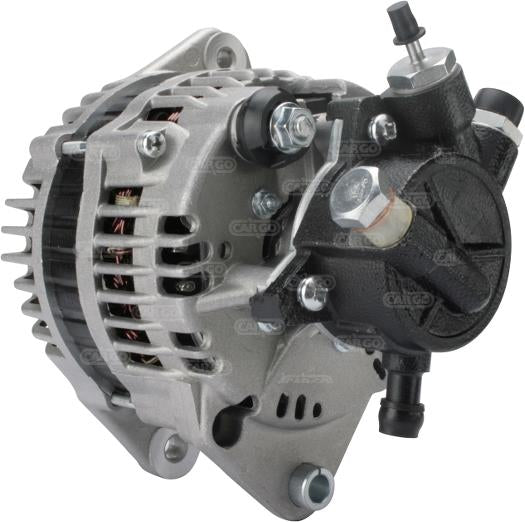 Vauxhall Opel 1.7td 12v Alternator Up To 2005 Models With L W Terminals Comes Complete With Pump 112271 - Mid-Ulster Rotating Electrics Ltd