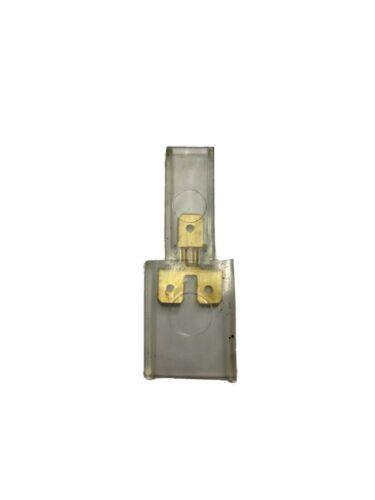 10 X 3 Way Insulated Brass Spade Terminal Splice Connectors Cargo 190776 - Mid-Ulster Rotating Electrics Ltd