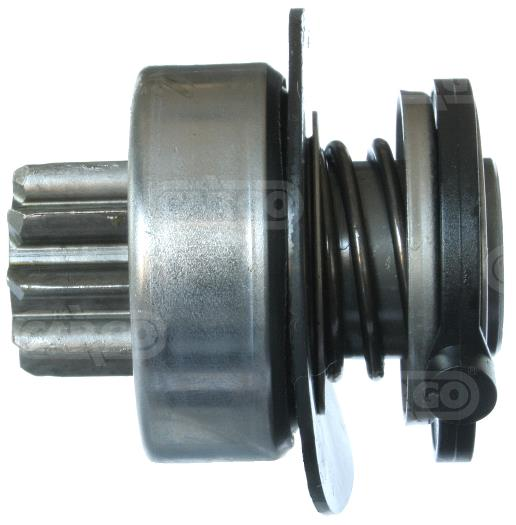 Starter Motor Drive Pinion Bendix Teeth HC-CARGO Replacing Bosch 9 Tooth 10 Spline SDV38076 135085 - Mid-Ulster Rotating Electrics Ltd