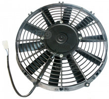 Load image into Gallery viewer, 7.8 Amp 12v Axial Fan Blower Unit Power Consumption Air Conditioning Fan Replacing Spal 160598 - Mid-Ulster Rotating Electrics Ltd