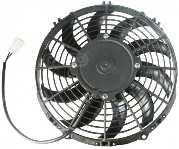 Replacing Spal 24v Axial Fan Blower Unit 3.7 Amp Power Consumption Air Conditioning Fan 160714 - Mid-Ulster Rotating Electrics Ltd
