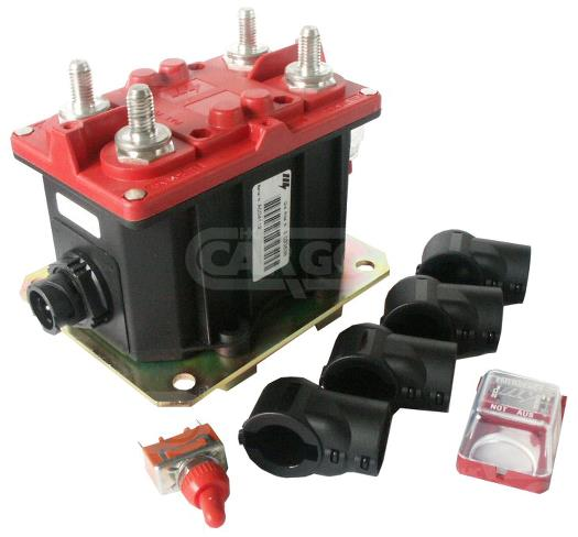 Electromagnetic Electrically Switched Battery Isolator Switch 24v 250 amp Positive Or Negative Switch Explosion Proof 181476 - Mid-Ulster Rotating Electrics Ltd