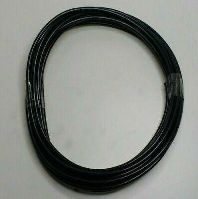 10M Length 42 Amp Black Single Core Automarine 12V 24V Thin Wall Car Boat Cable - Mid-Ulster Rotating Electrics Ltd