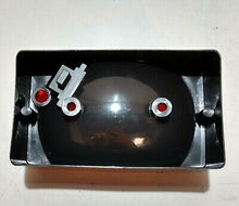 Load image into Gallery viewer, Rear Fog Lamp With L Bracket Universal Car Van Caravan Trailer Red Cargo 170688 - Mid-Ulster Rotating Electrics Ltd