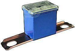 100 Amp Pal Japanese Fuse Slow Blow 295 Serie Dark Blue 12V 24V 32V Cargo 191977 - Mid-Ulster Rotating Electrics Ltd