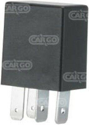 4 Pin Make And Break Relay Compact Micro Mini 12V 25A Cargo 160363 - Mid-Ulster Rotating Electrics Ltd