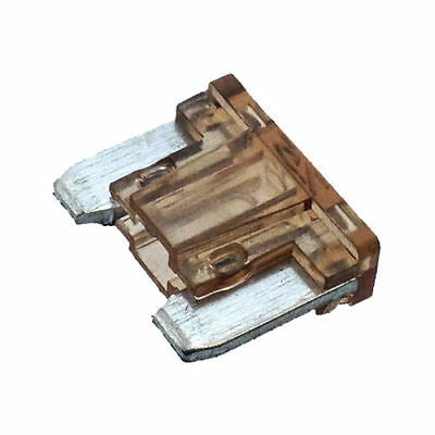 5X 5A Mini Blade Fuse Automotive Low Profile Tan Up To 58V Cargo 192765 - Mid-Ulster Rotating Electrics Ltd