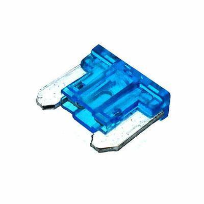 10 X 15A Mini Blade Fuse Automotive Low Profile Blue Up To 58V Cargo 192768 - Mid-Ulster Rotating Electrics Ltd