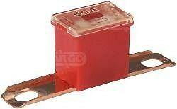 50 Amp Pal Japanese Fuse Slow Blow 295 Series Red 12V 24V 32V Cargo 191630 - Mid-Ulster Rotating Electrics Ltd