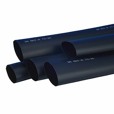 Heat Shrink Tubing Sleeving Wire Cover 12.7Mm 2Meter Roll 2:1 Ratio Cargo 193008 - Mid-Ulster Rotating Electrics Ltd