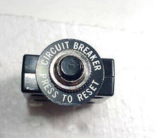 Load image into Gallery viewer, 10A Thermal Circuit Breaker Trip Push Button Re-Settable 12V 24V Durite 0-381-60 - Mid-Ulster Rotating Electrics Ltd