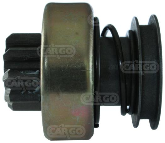 Starter Motor Drive Pinion Bendix Clutch Teeth HC-CARGO Replacing Bosch BOS1006209807 9 Tooth 16 Spline 234247 - Mid-Ulster Rotating Electrics Ltd