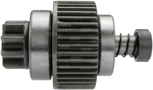 Starter Motor Drive Pinion Bendix Clutch Teeth HC-CARGO Replacing HITACHI 9 Tooth 10 Spline SDV38820 235501 - Mid-Ulster Rotating Electrics Ltd