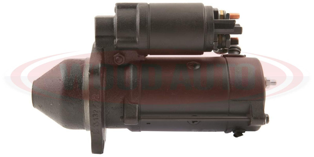 High Power 12v 3.2Kw Reduction Gear Starter Motor To Fit Perkins Engines, Massey Matbro IS1195 STR60617 - Mid-Ulster Rotating Electrics Ltd
