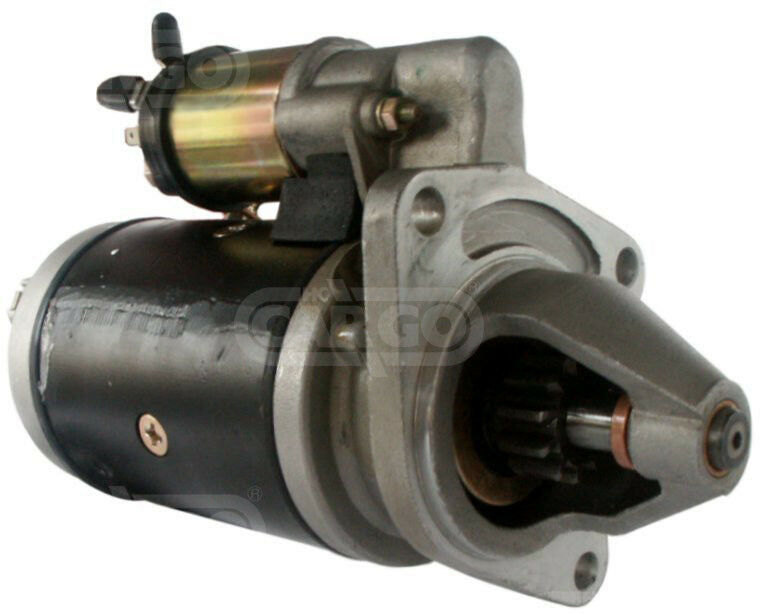 M45 Davy Brown Starter Motor Lucas Type 11 Tooth 12V 2.1Kw Cargo 110818 - Mid-Ulster Rotating Electrics Ltd