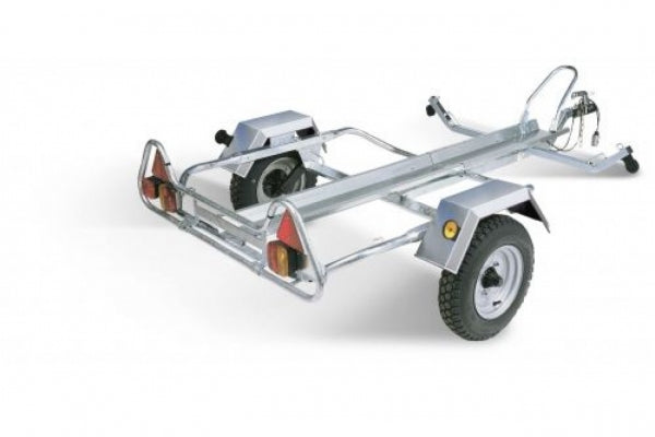 Genuine Maypole MOTORBIKE Motor Cycle TRAILER 240KG Internal body dimensions 200 x 112cm Gross weight 300kg MP6805 - Mid-Ulster Rotating Electrics Ltd