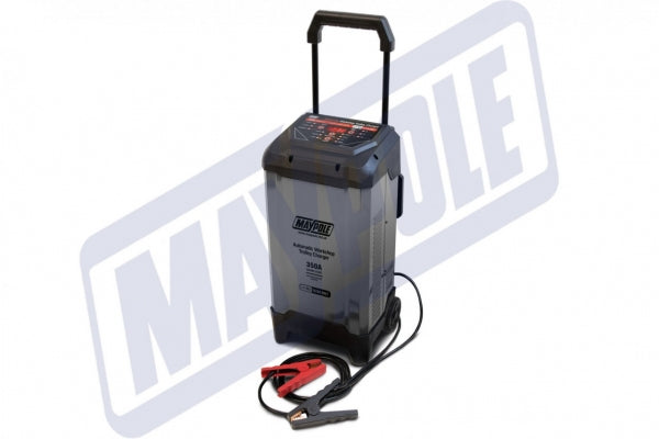 Genuine Maypole Heavy Duty Boost Start Battery Charger 350 amps 60 Amp 12 Volts / 24 Volts Mp727 - Mid-Ulster Rotating Electrics Ltd