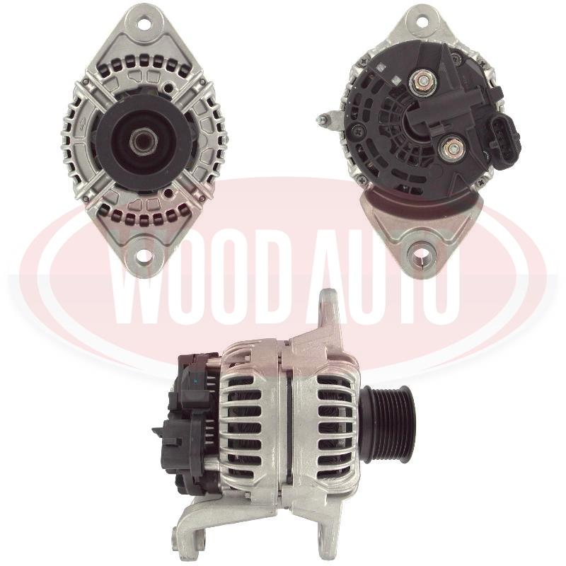 New 24v Alternator to fit Volvo Lorry Renault Lorry ALT10342 - Mid-Ulster Rotating Electrics Ltd