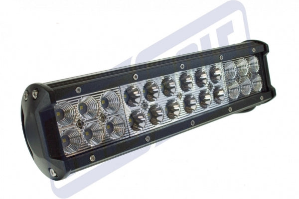 MAYPOLE LED LIGHT BAR 12/24V 72W (24 x 3W) SPOT/FLOOD COMBO IP67 MP5072 - Mid-Ulster Rotating Electrics Ltd