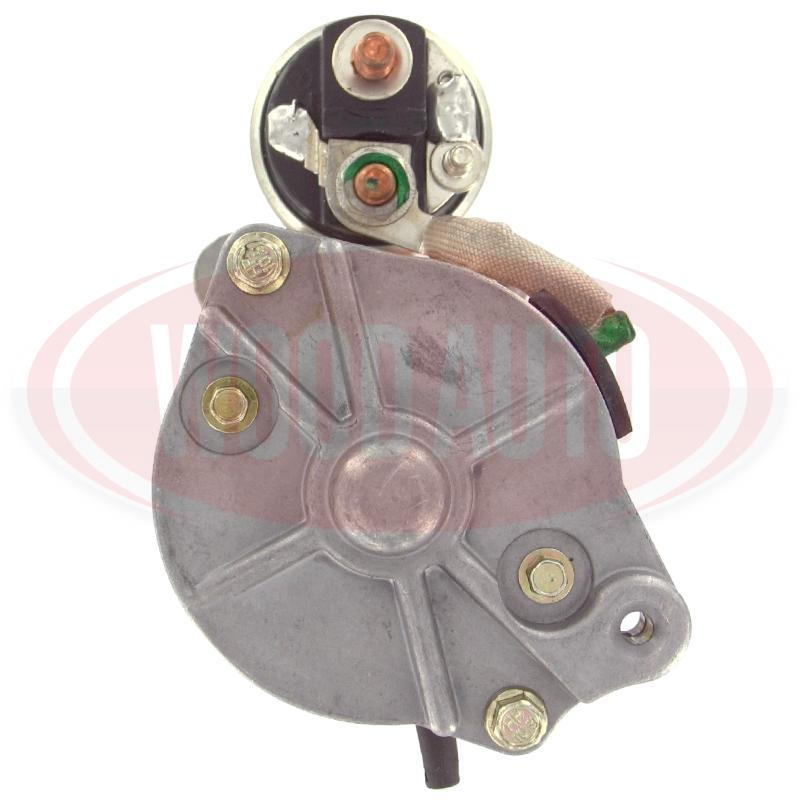 New 12v Starter Motor to fit Volvo Ford 2.0D STR61815 - Mid-Ulster Rotating Electrics Ltd