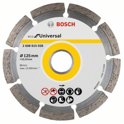 2608615028 DISC DIAMANTAT UNIVERSAL 125MM