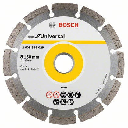 2608615029 DISC DIAMANTAT UNIVERSAL 150MM