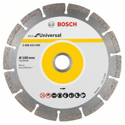 2608615030 DISC DIAMANTAT UNIVERSAL 180MM
