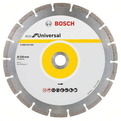 2608615031 DISC DIAMANTAT UNIVERSAL 230MM