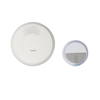 094252 KIT SONERIE WIRELESS COMFORT 15 MELODII IP44 ALBA