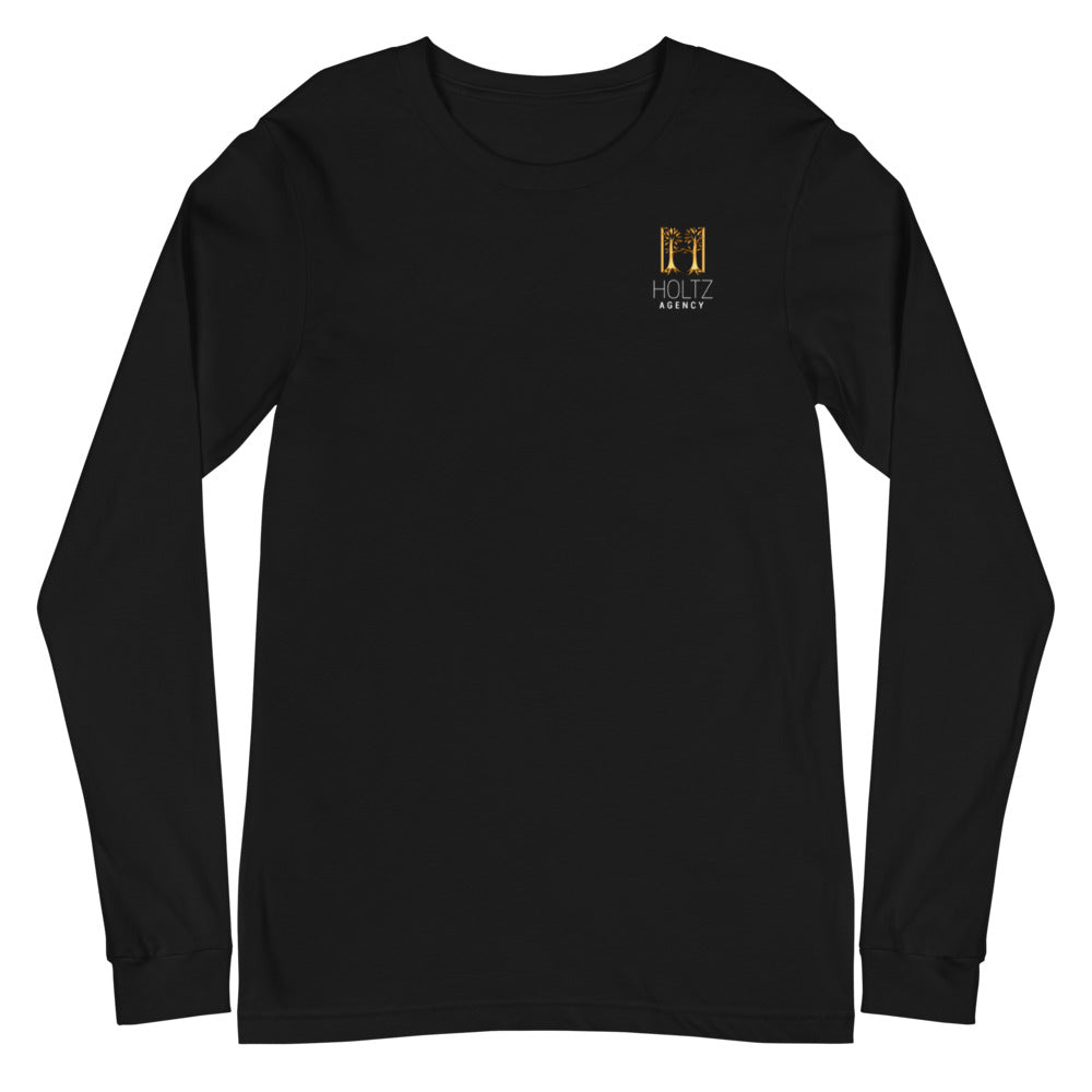 Holtz Unisex Long Sleeve Tee