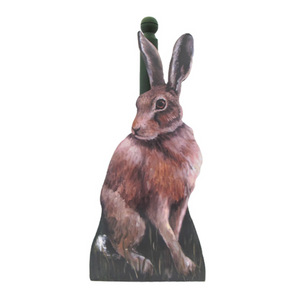 Kitchen/Loo Roll Holder:   Hare