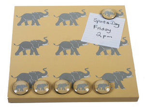 Magnetic Board: Elephant