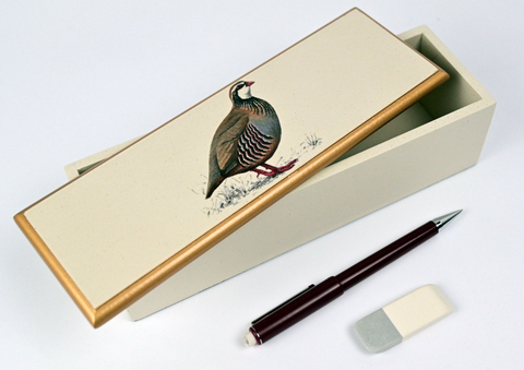 Organiser Box: Partridge