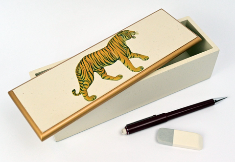 Organiser Box:  Tiger