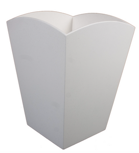 Square Wooden  Waste paper bin