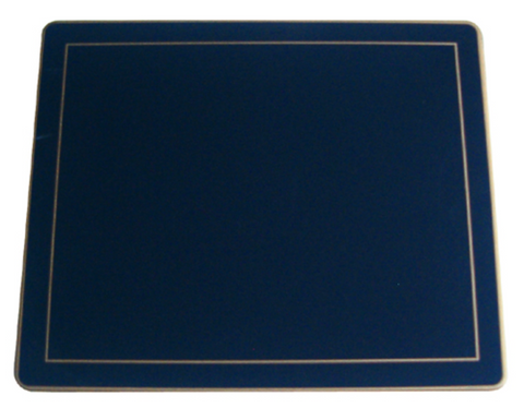 Traditional Table Mats: Plain x 6