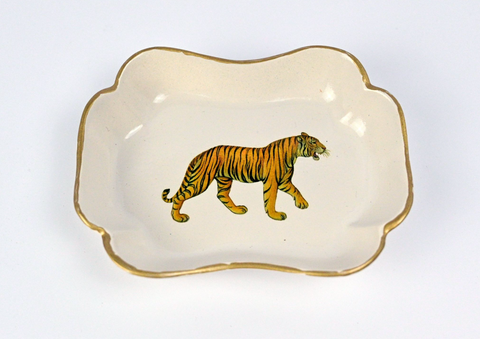 Trinket Dish: Tiger
