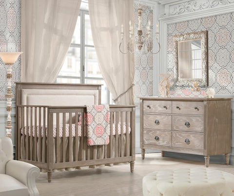Gender Neutral Nursery by Liz and Roo
